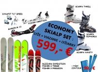 Akčné skialpové sety