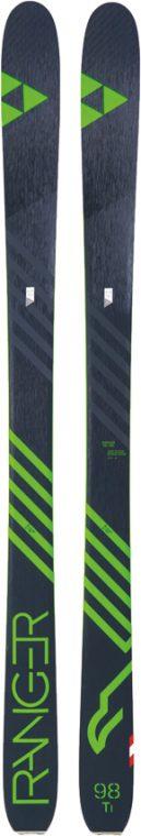 2019-Fischer-Ranger-98-Ti-Ski-Test-Vertical
